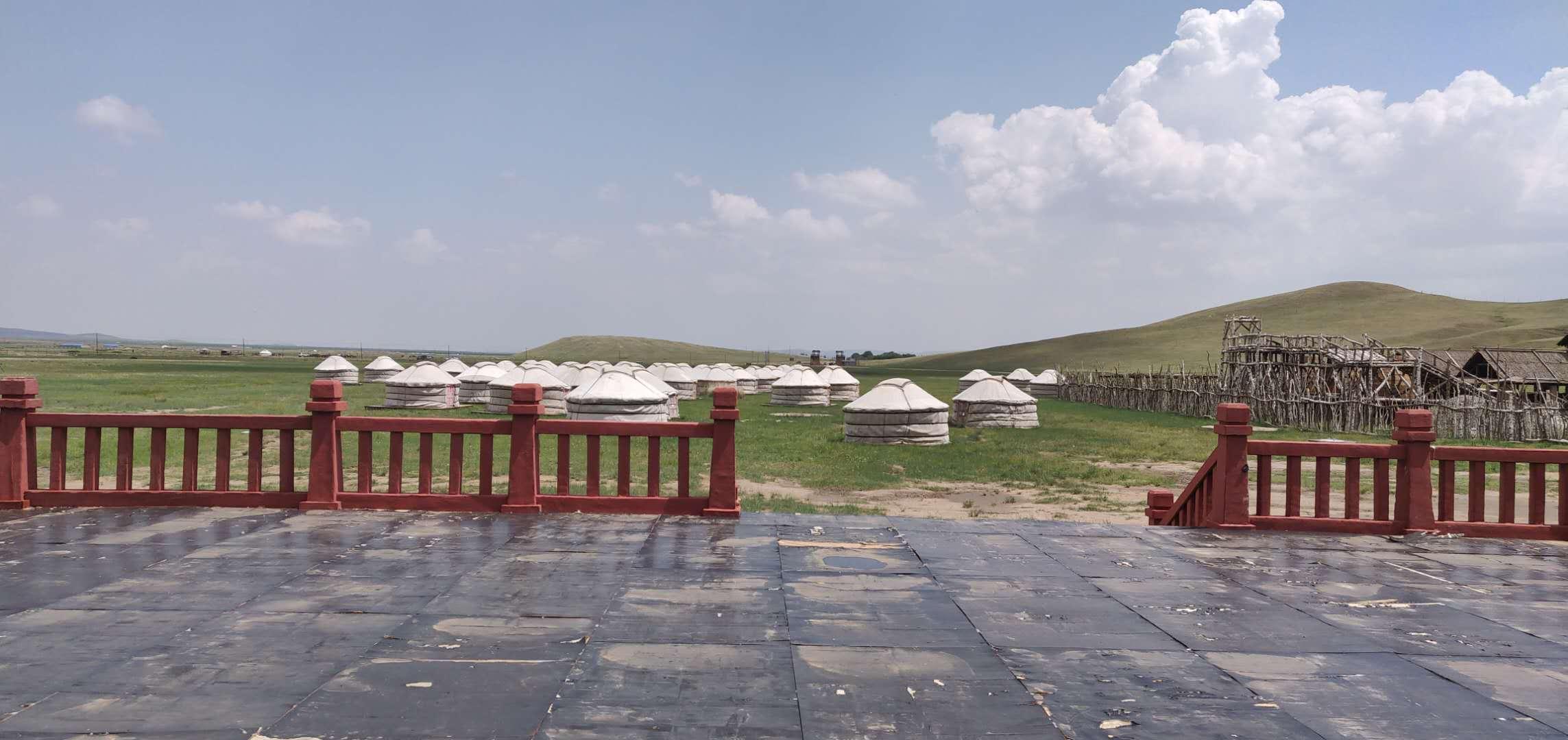 2020.04.11 - 蒙古包
